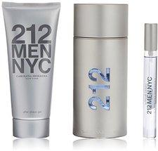 Herrera 212 Gift Set for Men