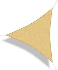 Corasol Sonnensegel dreieckig 3,6x3,6x3,6 m