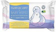 Natracare Baby Pflegetücher (50 Stück)