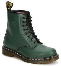 Dr. Martens 1460 green milled smooth