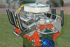 Hot Rod Grills V8 Grill