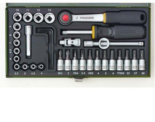 Proxxon 23080 Steckschlüsselsatz