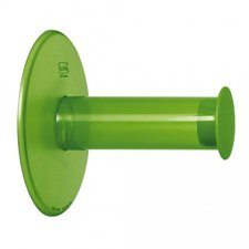 Koziol Plug 'n Roll WC-Rollenhalter grün