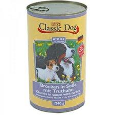 BTG Classic Classic Dog mit Truthahn 1240 g