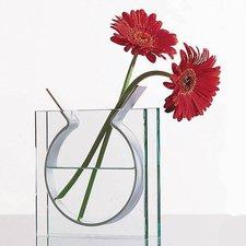 Klein & More AG Metallband-Vase (eckig)