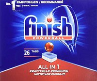 Calgonit / Finish Finish PowerBall Alles-in-1 (26 Stk.)