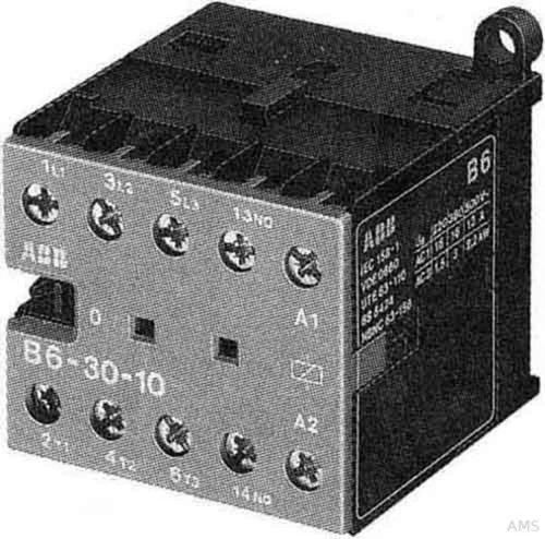 ABB Stotz S&J Schütz B 6-30-01