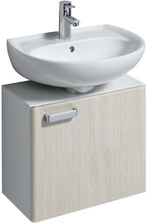 Keramag Renova Nr.1 Waschtischunterschrank inkl. Adapter eiche