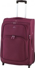 d & n Travel Line 6200 Trolley 72 cm bordeaux