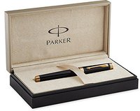 Parker Premier S.C. Rollerball Laque Deep Black F