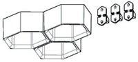 Luce Plan Honeycomb D70