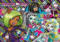 Clementoni Monster High - (27816.9, 104 Teile)