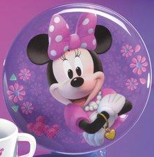 p:os Teller flach Minnie Mouse