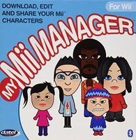 Datel My Mii Manager