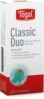 TOGAL Classic Duo Tabletten (30 Stk.) (PZN: 09071071)