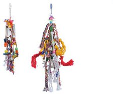 Nobby Dschungel Toy Vogel-Mobile (47 x 10 cm)