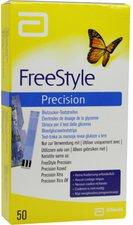 EMRA-MED FreeStyle Precision Blutzucker Teststreifen (50 Stk.)