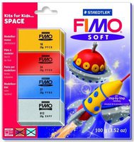 Fimo Soft Kits for Kids Weltraum