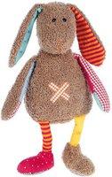 sigikid Sweety - Hase mit Patchwork-Stoffen 30 cm