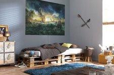 Komar Pirates Of The Caribbean (184 x 127 cm)