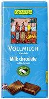 Rapunzel Vollmilch Schokolade (100 g)