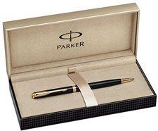 Parker Sonnet Slim G.C. Kugelschreiber Lack Schwarz