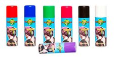 Haarfarbe div. Hersteller (Haarspray)