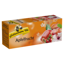 Goldmaennchen Tee Apfelfrucht (25 Stk.)