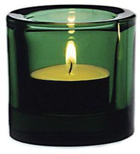 iittala Windlicht Kivi grün (6 cm)