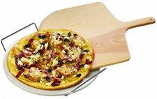 GrillPro Pizzastein-Set