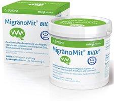 MSE Pharmazeutika Migraenomit Bildi Kapseln (120 Stk.)