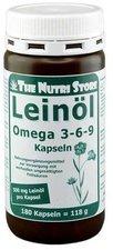 Hirundo Products Omega 3 6 9 500 mg Bio Kapseln (180 Stk.)