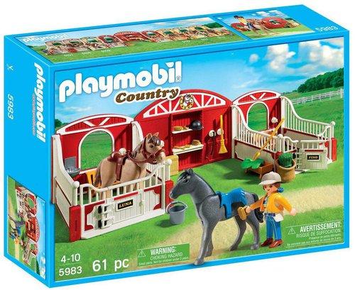 Playmobil Country Pferdestall (5983)