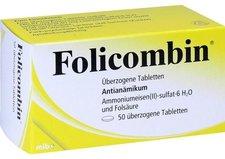 mibe Folicombin überzogene Tabletten (50 Stk.)