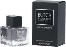 Antonio Banderas Seduction in Black Eau de Toilette