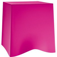 Koziol Briq Hocker (solid pink)