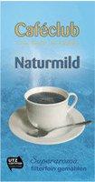 Caféclub Naturmild gemahlen (500 g)