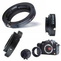 Novoflex Objektiv-Adapter Fuji X Pro 1/Olympus OM