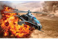 Dragon Models PLA WZ-10 Attack Helicopter (4632)
