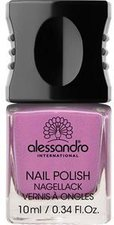Alessandro Ice Cream Lime-Vanilla Nagellack ( 10 ml)