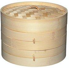 Kitchen Craft Bambus Dampfeinsatz 20 cm