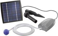 Esotec Solar Teichbelüfter mit Solarmodul und Pumpe