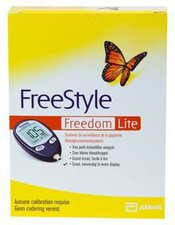 Abbott Freestyle Freedom Lite Set mg/dL