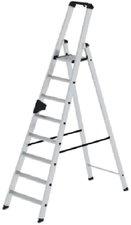 Steigtechnik Aluminium-Stufen-Stehleiter 8 Stufen