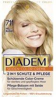 Schwarzkopf Diadem Seiden-Color-Creme 711 Hellblond