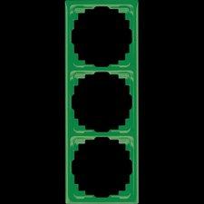 Jung Rahmen 3-fach CD 583 GN