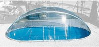 weitere Schwimmbadüberdachungen div. Hersteller