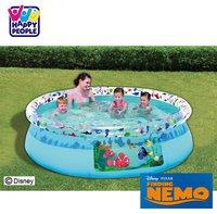Happy People Quick Up Pool Disney Nemo 244 x 66 cm