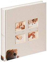 Walther Alben und Rahmen Baby-Album Classic Bear 28x30,5/60