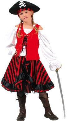 Funny Fashion Kostüm Piratin